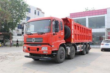 东风商用车 天锦重卡 310马力 8X4 6米自卸车