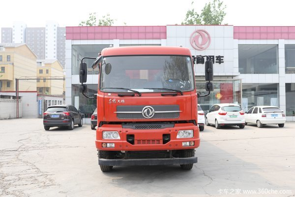 降价促销东风天锦自卸车仅售27.80万