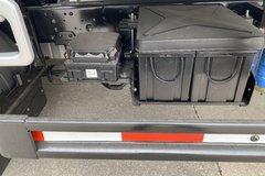 福田 欧马可S1系 156马力 4.17米单排栏板轻卡(银色)(BJ1048V9JD6-F3)