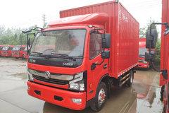 东风 凯普特K6-L 平原版 150马力 4.17米单排厢式轻卡(EQ5080XXY8BDBAC) 卡车图片