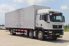 中国重汽 汕德卡SITRAK G5重卡 310马力 6X2 9.52米厢式载货车(ZZ5256XXYN56CGE1) 卡车图片