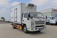 江铃 顺达 宽体 116马力 4.025米单排冷藏车(JMT5042XLCXG2)