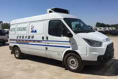 江铃汽车 特顺 116马力 4X2 2.715米冷藏车(JMT5043XLCXHM)
