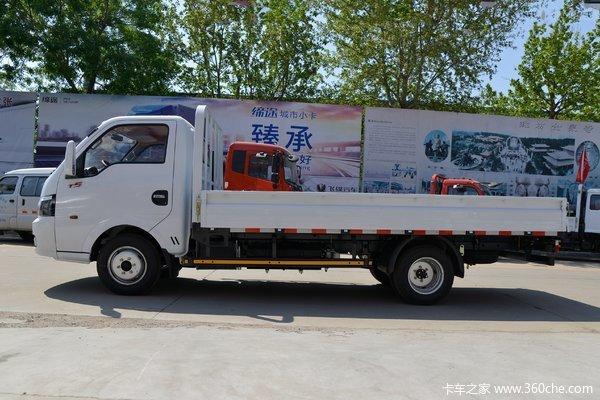 优惠0.2万T5(原途逸)载货车促销中