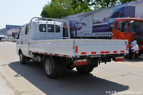 T5(原途逸)载货车限时促销中 优惠0.1万