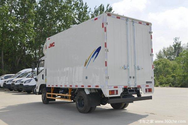 回馈客户呼市凯运蓝鲸载货车仅售11.14万