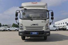 江铃 凯运蓝鲸 重载型普通款 129马力 4.08米单排厢式轻卡(宽体)(JX5042XXYXGC2) 卡车图片