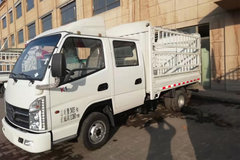 凯马 K1 110马力 汽油/CNG 3.1米双排仓栅式轻卡(KMC5036CCYL26S5) 卡车图片