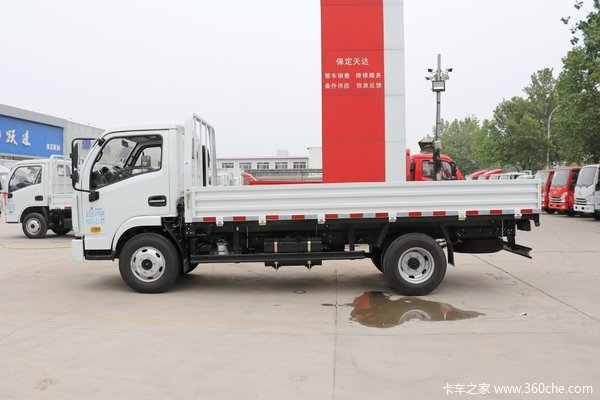 回馈客户东海上骏X系载货车仅售7.20万