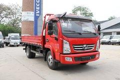 跃进 福运X500-33 143马力 4.2米单排栏板轻卡(SH1042KFDCWZ4) 卡车图片