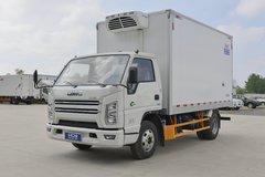 江铃 新款顺达 129马力 4X2 3.97米冷藏车(JMT5042XLCXG26)