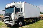 江淮 格尔发K5 240马力 4X2 6.8米冷藏车(10挡)(HFC5181XLCP3K3A57V)图片