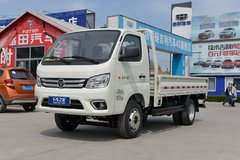 福田时代 小卡之星1 116马力 3.33米单排栏板微卡(BJ1040V9JB6-AA) 卡车图片
