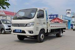 福田时代 小卡之星1 116马力 4.12米单排栏板微卡(BJ1040V9JB6-AA) 卡车图片