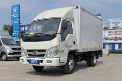 福田时代 小卡之星Q2 1.5L 116马力 汽油 3.67米单排厢式微卡(国六)(BJ5035XXY5JV5-51) 卡车图片