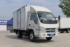 福田时代 小卡之星Q2 1.5L 116马力 汽油 3.67米单排厢式微卡(国六)(BJ5035XXY5JV5-51)