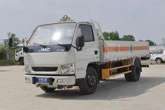 江铃 顺达宽体 116马力 4X2 4.215米气瓶运输车(JMT5040TQPXG2)
