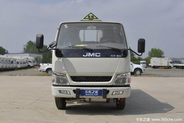 江铃顺达宽体爆破器材运输车温州市火热促销中 让利高达0.4万