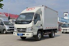 福田时代 小卡之星2 68马力 4X2 柴油 3.3米单排厢式微卡(BJ5042XXY-A1) 卡车图片
