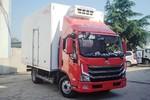 跃进 快运H300 150马力 4X2 4.09米冷藏车(SH5043XLCZFDDWZ)