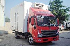 跃进 快运H500-33 148马力 4X2 4.09米冷藏车(SH5042XLCZFDCWZ6)