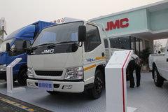 江铃 凯锐 84马力 4.2米单排栏板轻卡(右舵窄体) 卡车图片