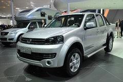 长城 风骏5 2012款 四驱 2.0L柴油 双排皮卡 卡车图片