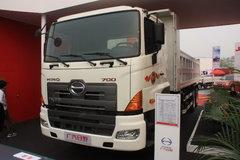 广汽日野 700系列重卡 380马力 8X4 7.6米自卸车(YC3310FY2PW)