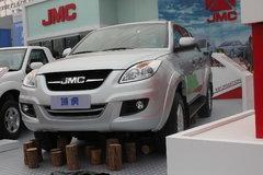 江铃 域虎 2012款 2.4L柴油  四驱 双排皮卡(LX) 卡车图片