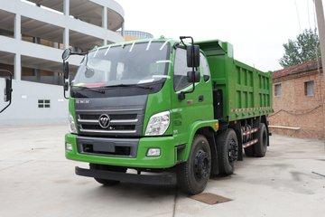 福田 瑞沃E3 工程型 170马力 6X2 5.2米自卸车(10挡)