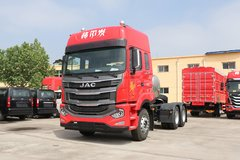 江淮 格尔发A5W重卡 2020款 460马力 6X4 LNG牵引车(国六)(HFC4251P1K7E33S3V) 卡车图片