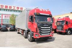 江淮 格尔发K5X重卡 260马力 6X2 9.5米翼开启厢式载货车(HFC5251XYKP1K2D54V) 卡车图片