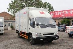 江铃 顺达宽体 116马力 4.07米单排厢式轻卡(JX5048XXYXGD2)图片