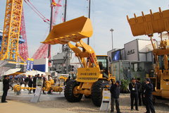 成工 ZL50E-3 LNG新能源重载装载机