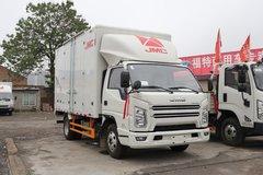 江铃 新款顺达窄体 116马力 4.21米单排厢式轻卡(国六)(JX5041XXYTG26)