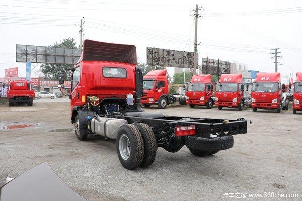 优惠0.4万包头解放轻卡载货车促销中