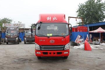 解放 虎VH 160马力 4.16米单排厢式轻卡(CA5041XXYP40K62L2E5A84)