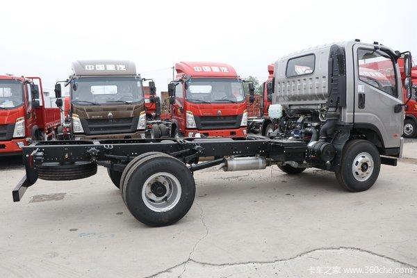 降价促销泓图500载货车仅售19.10万