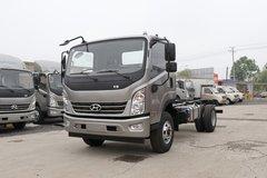 现代商用车 泓图500 170马力 4.165米单排仓栅式轻卡(CNJ5041CCYQDA33V)