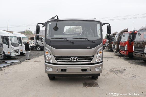 降价促销泓图500载货车仅售20.50万
