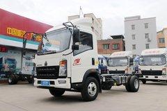 中國重汽HOWO 悍將 156馬力 4.165米單排欄板輕卡(6擋)(ZZ1047F3315E144)圖片