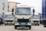 中国重汽HOWO 追梦 经典款 160马力 4.165米单排栏板轻卡(ZZ1047C3314E145-2)图片