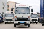 中国重汽HOWO 追梦 经典款 110马力 3.65米单排栏板轻卡(万里扬5挡)(ZZ1047C3314E145-2)