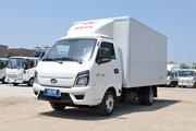 唐骏欧铃 V5系列 129马力 3.61米单排厢式微卡(国六)(ZB5030XXYVDD2L)