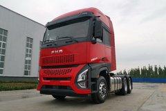 一汽凌河 沪尊S200重卡 智尊版 500马力 6X4 牵引车(CAL4253C4F4E5) 卡车图片