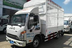 江淮 新康铃J6 156马力 4X2 4.18米桶装垃圾运输车(HFC5043CTYP91K2C2V)