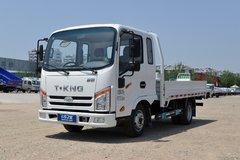 唐骏欧铃 金利卡II 102马力 3.8米排半栏板轻卡(ZB1040KDD2V) 卡车图片