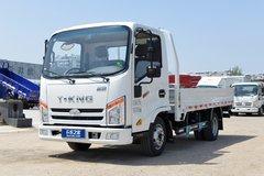 唐骏欧铃 金利卡II 102马力 3.7米单排栏板轻卡(ZB1040KDD2V) 卡车图片