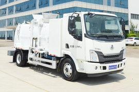 延龍汽車 12T 單排純電動餐廚垃圾車214.645kWh