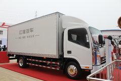江淮 帅铃H415 154马力 4X2 5.53米单排厢式载货车(HFC5121XXYP71K1D1V)